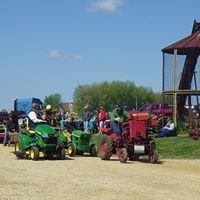 AJ's Garden Tractor Jamboree
