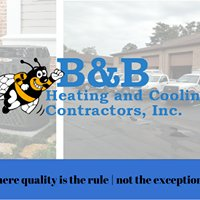 B&B Heating and Cooling Contractors Inc.