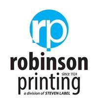 Robinson Printing, a division of Steven Label