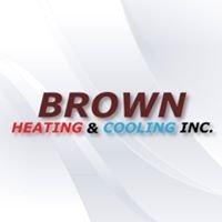 BrownHeatingand CoolingInc