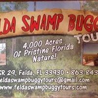 Felda Swamp Buggy Tours