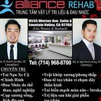 Alliance Rehab and Wellness
