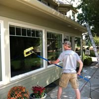 Custom Window Cleaning & Property Maintenance