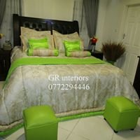 GR interior design and decorations