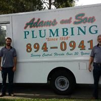 Adams and Son Plumbing Services