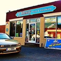 J Henry Paint & Hardware Stores Inc.