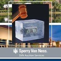 Sperry Van Ness Motleys