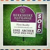 Jake Archer Real Estate - Berkshire Hathaway HomeServices First Realty