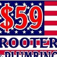 59 Rooter & Plumbing Service 602 290 1448