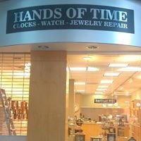 Hands of Time Clock-Watch-Jewelry Repair