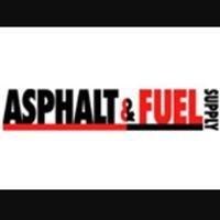 Asphalt & Fuel Supply