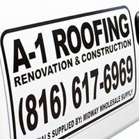 A1 Roofing Renovation & Const.