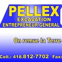 Pellex excavation