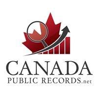 Canada Public Records