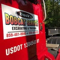 Buck's Bobcat, Excavating & Trucking