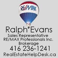 Ralph Evans RE/MAX Professionals Inc Brokerage