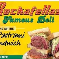 Rockafellas Famous Deli, Bakery & Pizza Kitchen