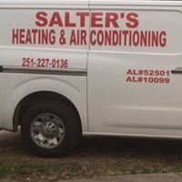 Salter's Heating and Air Conditioning