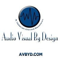 Audio Visual By Design