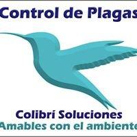 """Control de Plagas """"Colibrí Soluciones"""""""