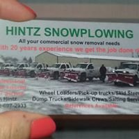 Hintz Snowplowing