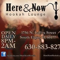 Here and Now Hookah Lounge