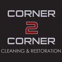 Corner 2 Corner Cleaning & Restoration