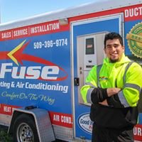 Fuse Heating, Cooling Hydro Rooter, Carpet Cleaning