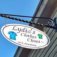 Lydia's Clothes Closet