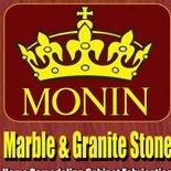 Monin Marble and Granite Stone. Yard slabs cabinets sinks kitchen & Bath