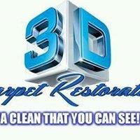 3D Carpet Restoration
