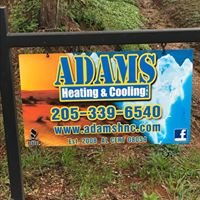 Adams Heating and Cooling Inc.