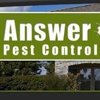 Answer Pest Control