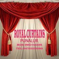 Royal curtains punalur