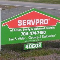 SERVPRO of Anson, Stanly & Richmond Counties
