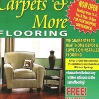 Carpets and More