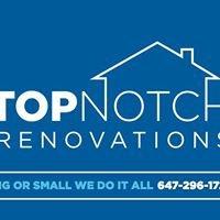Top Notch Renovations