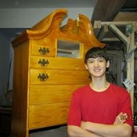 A.C. Diffenderfer, Woodcarving and Woodworking