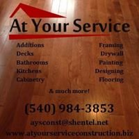 At Your Service Construction