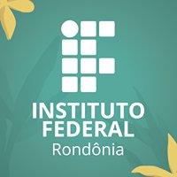 IFRO - Instituto Federal de Rondônia