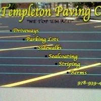 TEMPLETON PAVING COMPANY