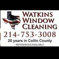 Watkins Window Cleaning