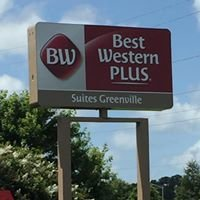 Best Western Plus Suites-Greenville