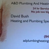 A&D Plumbing and Heating l