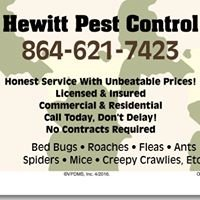 Hewitt Pest Control