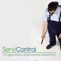Servi Control de Plagas