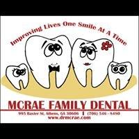 McRae Family Dental
