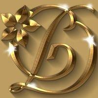 Gold Decoration Design