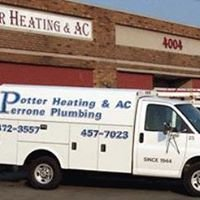 Potter Heating & Air Conditioning-Perrone Plumbing