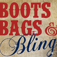 Bottoms, Boots, Bags & Bling